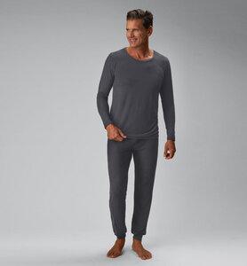 Pyjama aus natürlichem Stoff für Männer - CasaGIN