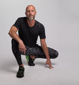 Be.GiN | Sport atmungsaktives Herren T-Shirt - CasaGIN