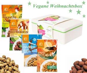 Vegane Weihnachtsbox 0,9 Liter - ajaa