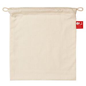 Zuziehbeutel aus Bio-Baumwolle - Original Unverpackt