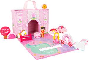 Spielkoffer Prinzessinnenschloss - small foot
