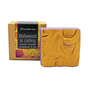 "Naturseife ""Bollywood is calling"" - Eve Butterfly Soaps"