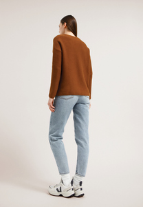 CATALINAA - Damen Pullover aus Bio-Baumwolle - ARMEDANGELS