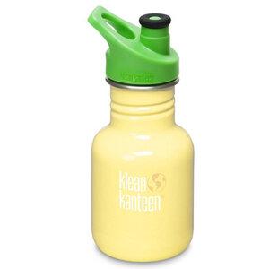 Klean Kanteen - Trinkflasche Sport 355 ml, gelb - Klean Kanteen
