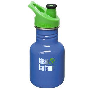 Klean Kanteen - Trinkflasche Sport 355 ml, blau - Klean Kanteen