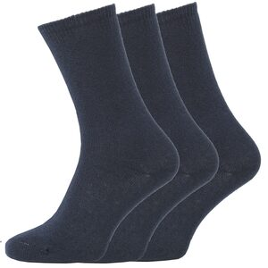 3er Set Wolle / Biobaumwolle Socken - Opi & Max