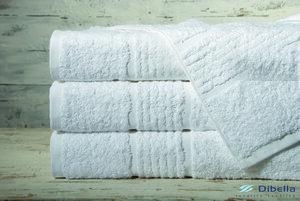 Sasso Frottier-Set, weiß, 6 Handtücher - Dibella Good Textiles