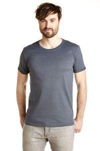 Männer T-Shirt black sand - recolution