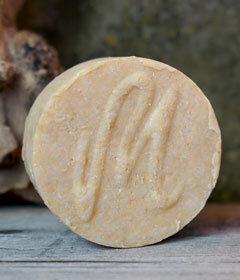 Shampoo-Taler Sonne 75 g - Die Kräutermagie
