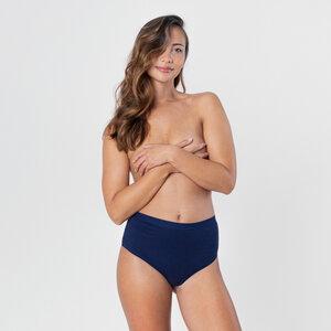 bonnie - high waist slip aus 95% Baumwolle und 5% Elasthan - erlich textil