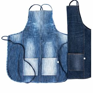 "skarabea - Kochschürze ""Dirkious"" - Jeans Upcycling - skarabea"