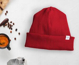 Hipster Mütze aus Bio-Baumwolle Made in Germany - vis wear