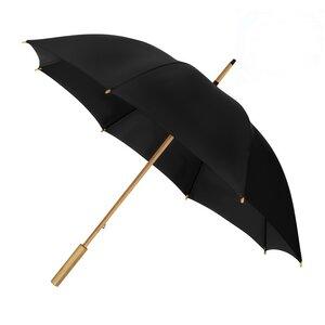 """Regenschirm aus Bambus und recycelten PET-Flaschen """"Lilli"""" - Eco - University of Soul"""
