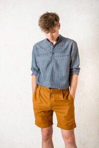 Shorts HEET aus Baumwolle, kurze Sommerhose - Jyoti - Fair Works
