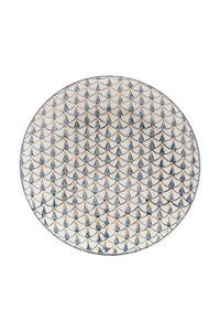 Teller Mix'n'Match aus Steinzeug, Ø 20 cm - TRANQUILLO