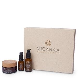 Beauty Box Ruhespender für dein Gesicht (normale Haut, Mischhaut) - MICARAA Natural Cosmetics