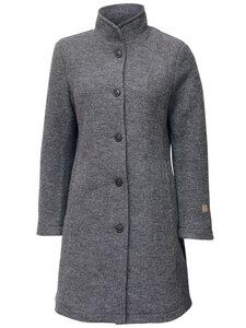 Damen Walkmantel Rybo Wolle/recyceltes Polyester - IVANHOE