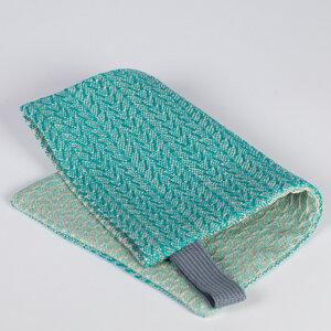Leinenwaschhandschuh - nahtur-design