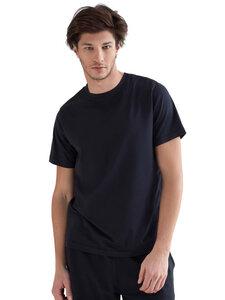 Herren Kurzarm-Funktionsshirt/T-Shirt Bio-Baumwolle/Modal - True North