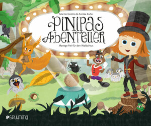 Pinipas Abenteuer 5 - Gruhnling Verlag