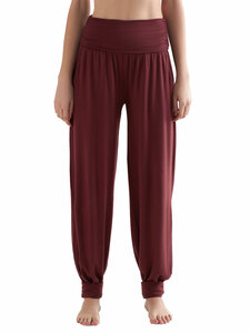 Damen Yogahose Mikromodal - True North