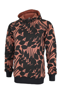 COPPER HOODIE - BLACK NIGHT FOREST - Ken Panda