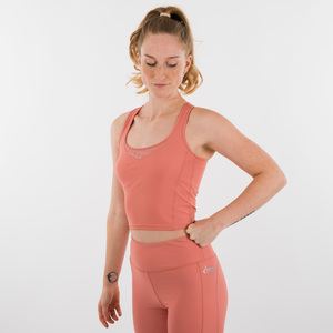 Blush Collection Crop Top - Fitico Sportswear