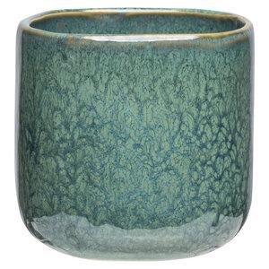 Becher Industrial aus Steinzeug mit reaktiver Glasur, 325 ml - TRANQUILLO