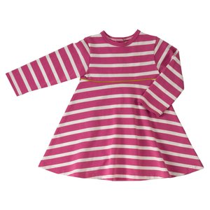 Kleid BRETON pink GOTS-zertifiziert - Organics for Kids
