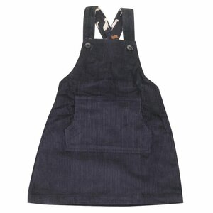 Apron Dress - Pigeon by Organics for Kids