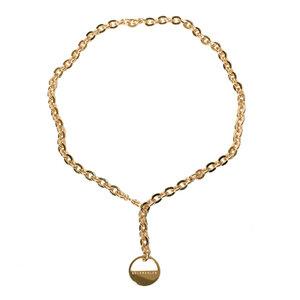 Halskette Mirror Necklace Grande - Goldmarlen