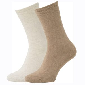 2 Paar Biobaumwolle Kaschmir Socken - Opi & Max