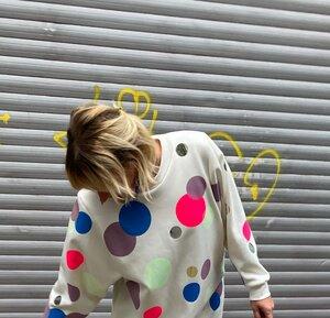Dots Sweat - Iksi - XXII Streetwear