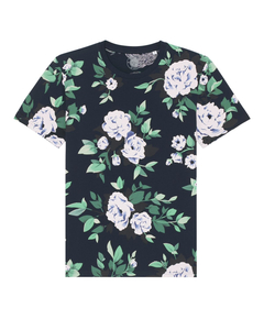 """Unisex T-Shirt aus Bio-Baumwolle """"Charlie AoP"""" - University of Soul"""