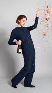 Kleid Long Dress - Elsien Gringhuis