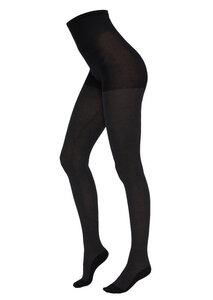 Gestreifte Damen Stumpfhose aus Bio Baumwolle | Tights #STRIPES - recolution