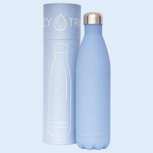 Isolierflasche 750 ml, Trinkflasche aus Edelstahl - Fancy Trinken