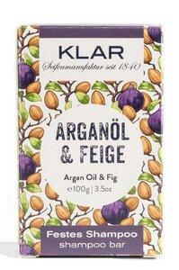Klar Shampoo Arganöl Feige für trockenes Haar - Klar Seifen