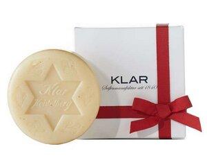 Klar Weihnachtstaler Weihnachtsseife Mandel - Klar Seifen