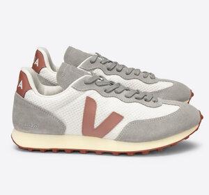 Sneaker Damen - Rio Branco Alveomesh - Gravel Dried-Petal Oxford-Grey - Veja
