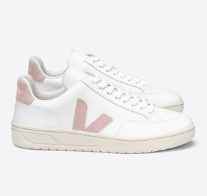 Sneaker Damen - V-12 Leather - Extra White Babe - Veja
