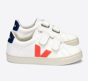 Sneaker Kinder - Esplar Velcro Leather - Veja