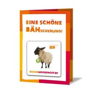 Schaf - OxfamUnverpackt