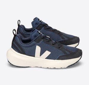 Sneaker Kinder Vegan - Canary Alveomesh - Veja
