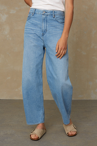 Jeans High Waist - Leila - aus Bio-Baumwolle - Kings Of Indigo