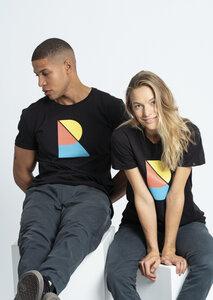 Print Herren T-Shirt #Reco aus Bio Baumwolle | Casual T-Shirt #RECO - recolution