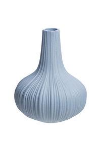 Vase Vintage aus mattem Steinzeug, Ø 9,6 × 12 cm - TRANQUILLO