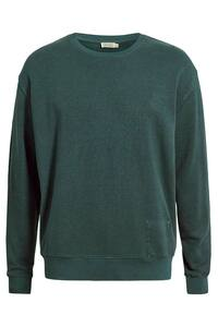 Hanf Sweatshirt - Marsh - MÁ Hemp Wear