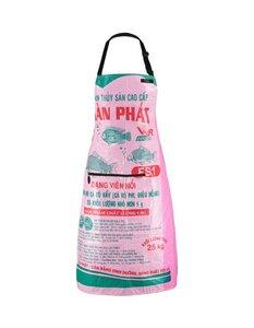 Schürze Alenka aus 100% recyceltem Polyester - Bead Bags