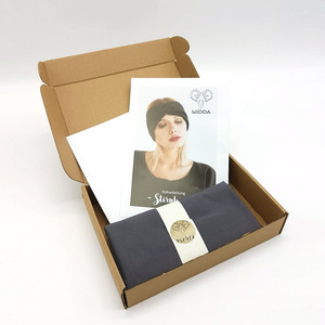 DIY Stirnband Nähset Uni - WiDDA berlin